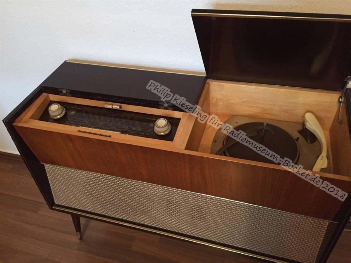 Grundig K12 – Radiomuseum-bocket.de