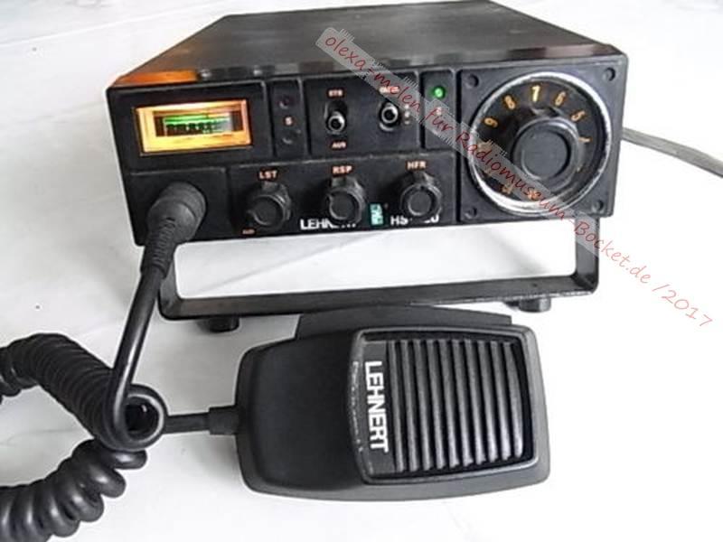 Funktechnik Lehnert Hs-120 Funkgerät