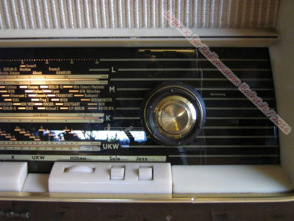 Nordmende Parsifal Stereo Z170 2 616  U2013 Radiomuseum