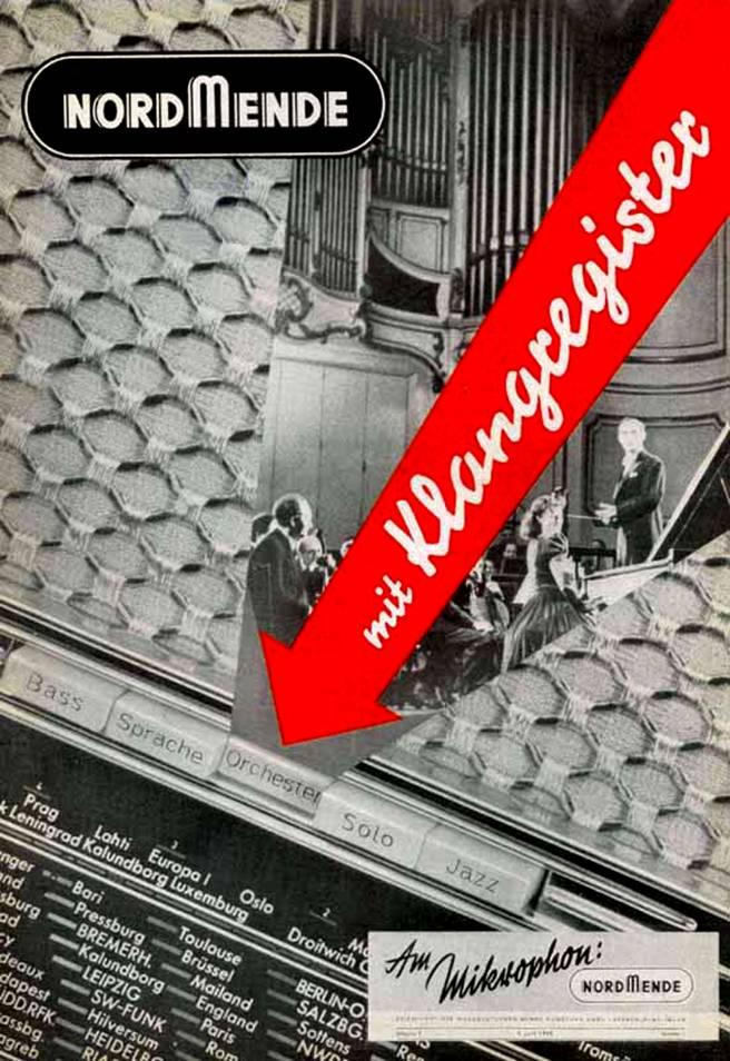 Lautsprecher Aufbau und Wirkungsweise. – Radiomuseum-bocket.de